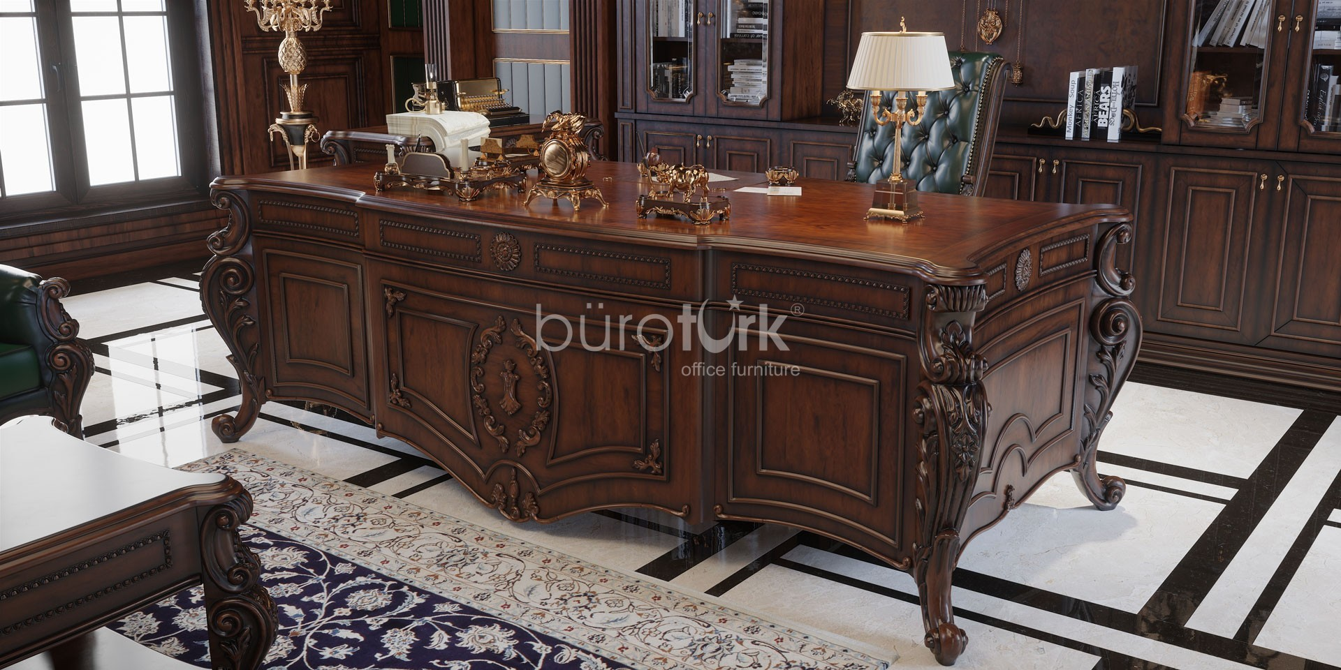 | Bürotürk | Office Furniture |